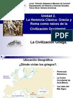Grecia Cuna de La Civilizacic3b3n Occidental