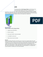 PSA Nitrogen Plants