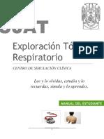 Exploracion de Torax Resp