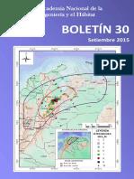 Academia Nacional de Ingenieria y El Habitat - Boletin_30