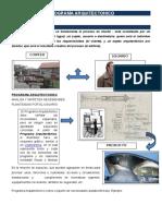 programas arquitectonicos