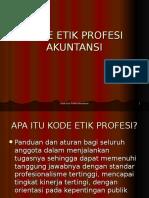 6 Kode Etik Profesi Akuntansi
