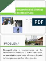 Degradación Aerobia de PCB