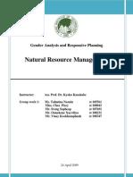 NRM Group Report Final_Sreng Sopheap