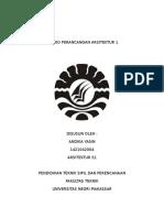 STUDIO PERANCANGAN ARSITEKTUR (ANDIKA).docx