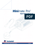 720U2301 Rev 07 - Minimate Pro Operator Manual