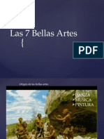 7 Bellas Artes