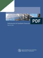 Informe Bancos MAY 16