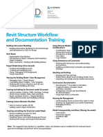 Revit Structure Workflow