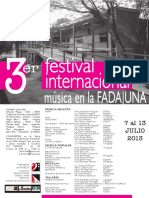 3festival Internacional FADA Musica13