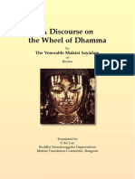 711. Discourse on Wheel of Dhamma - Mahasi Sayadaw-1962