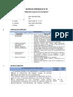 S5 UD1 Proyecto de Investigacion