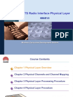 UMTS Radio Interface Physical Layer