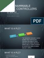 1 1 3 PLC Presentation