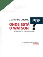 100 Anos Depois, Onde Esta Watson.pdf