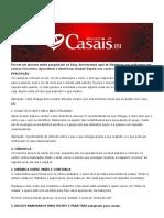 DINÂMICAS _ Ministério de Casais IBI