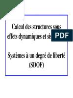 DDS-SDOF