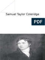 Coleridge's Imagination