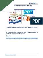 5.Caso Practico- Auditoria Le - Igv Ple 5