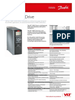 VLT Drives FC-102 Flyer