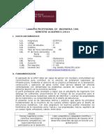Ic304 - Estatica 2016-1 - Bengoa