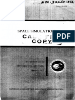 Space Simulation (SP298)