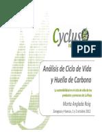 Análisis de Ciclo de Vida de huella de carbono.pdf