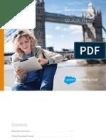 Salesforce Advertising Index Q2 2016 Report