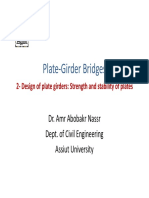 2-Plate Girder Design-Stability and strength of plates (2).pdf