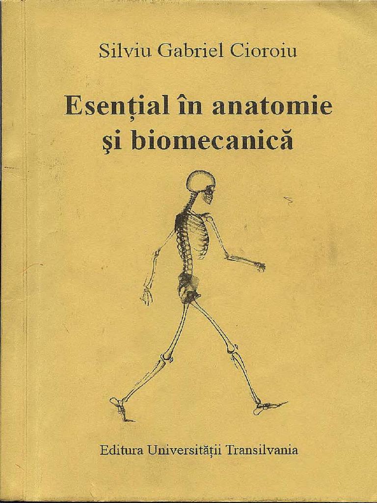 anatomie si biomecanica
