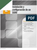 Administracin de Sistemas Gesgestores de basestores de Bases de Datos