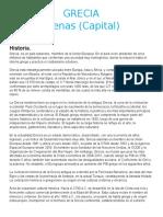 PLATOS Y BEBIDAS TIPICAS DE GRECIA