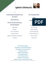 Technikvergleich (Hörbuch - 04.06.2010)