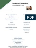Device Comparison (Audiobook - 04.06.2010)