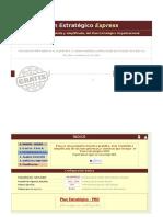 Plan Estrategico Desarrollo Organizacional 2016