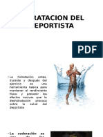 Hidratacion Del Deportista