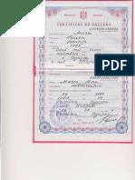 Certificat de naştere