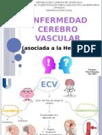 ACV asociado a Hemiplejia