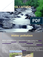 RIVER POLLUTION seminar ppt