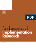 Fundamentals of Implementation Research.pdf