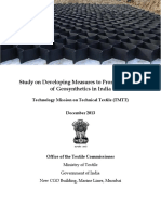 Study on Developing Measures to Promote the Use of Geosynthetics in India