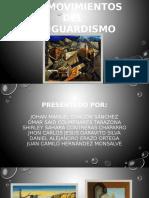 Los Movimientos del vanguardismo.pptx