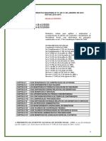 In INSS 77-15 - Alteradas Pela in 85 e 86