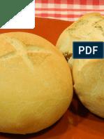 Proceso de la elaboracion del Pan y su seguimiento paso a paso