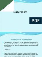 Naturalism
