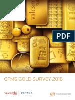 Gfms Gold Survey 2016 2