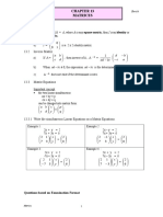 Chapter 13 II Matrices ENRICH.doc