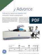 Prodigy Advance Spec Sheet DOC1220923
