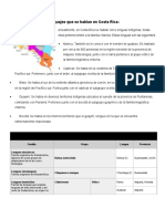 Lenguajes que se hablan en Costa Rica.docx