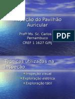 Auriculoterapia Inspeodopavilhoauricular